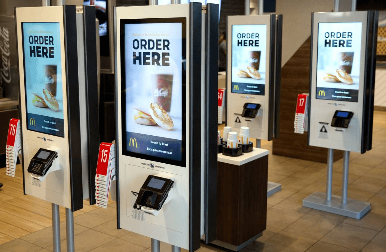 How Self Service Kiosks Have Changed Mcdonald S Game